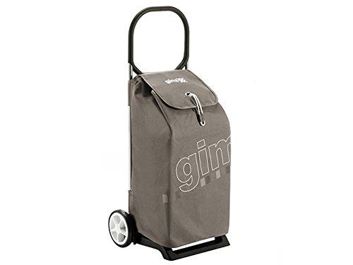 Gimi Italo Blue Shopping Trolley, Grey price