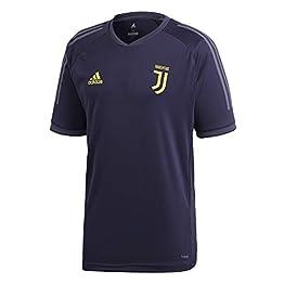 adidas - Maillot de Football Violet d'entrainement Juventus Turin 2018-2019