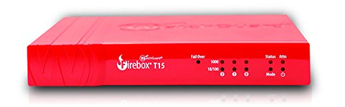WatchGuard | WGT15003-WW | WatchGuard Firebox T15 with 3-yr Standard Support (WW) by WatchGuard