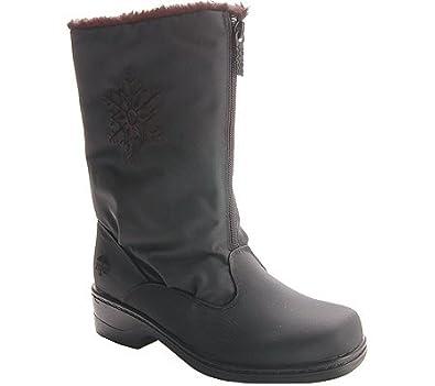 Amazon.com | totes Women's Staride Winter Boots | Rain Footwear