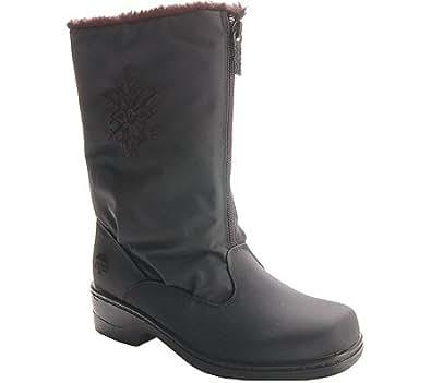 Amazon.com: totes Women's Staride Winter Boots,Black,9 M