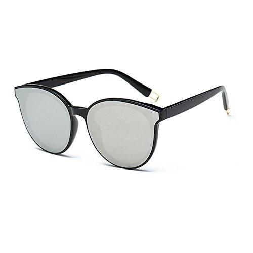 Aoligei La légende des lunettes de soleil bleu de la mer du même style fashion hommes et femmes lunettes de soleil C