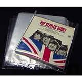 LPレコード保護カバー セット用ビニールカバー20枚セット