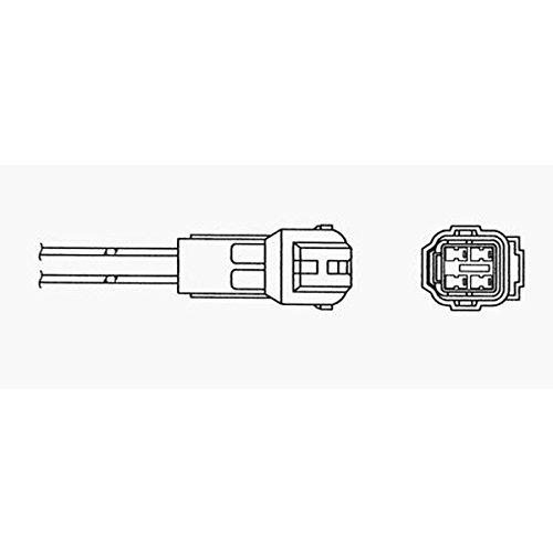 NGK 6540 Lambda Sensors:
