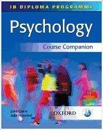 IB Diploma Programme - Psychology Course Companion (09) by Hannibal, John Crane & Jette [Paperback (2009)]