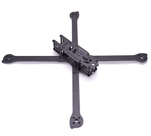 YoungRC XL8 360mm FPV Racing Drone Frame Carbon Fiber 8 inch FPV Freestyle Frame Kit 4mm Arms