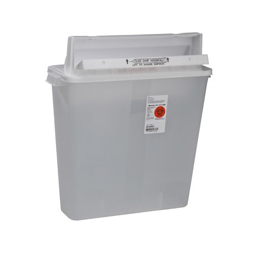 4 gallon sharps container - 9