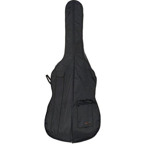 Protec C313E Standard 3/4 String Bass Gig Bag - Black