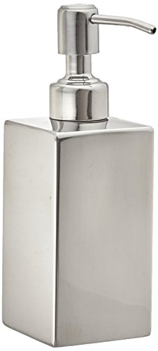sia Soap Dispenser, Chrome (Nameeks Soap Dispenser)