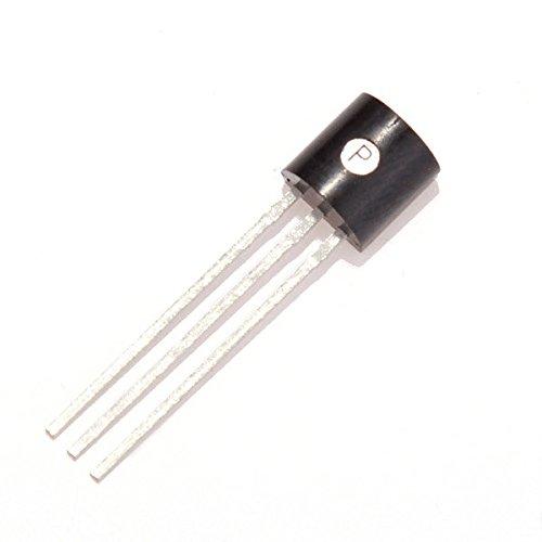 Temperature Sensor - Temperature Sensor Kit - 20Pcs DS18B20 Temperature Sensor 18B20 TO-92 Encapsulation (Electronic Temperature Sensor)