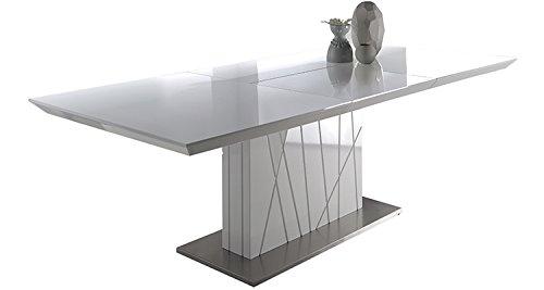 Table 160220 Empire Sur Manger Pondecor Salle X À Central Blanc De kXZiuPO