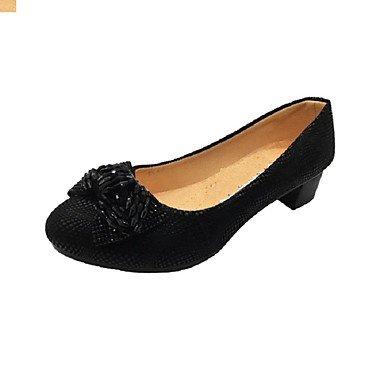 pwne Mocasines De Mujeres &Amp; Slip-Ons Primavera Otoño Maryformal Zapatos Zapatos Comfort Novedad Bordada Lino Soles De Luz Fabricoffice &Amp; Carrera Negro Us5.5 / Ue36 / Uk3.5 / Cn35 US5.5 / EU36 / UK3.5 / CN35
