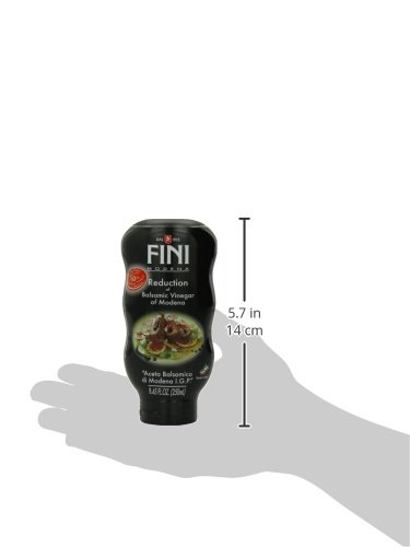 Fini Balsamic Glaze 5 Shelf Stable Only Natural Ingredients Tastes Great