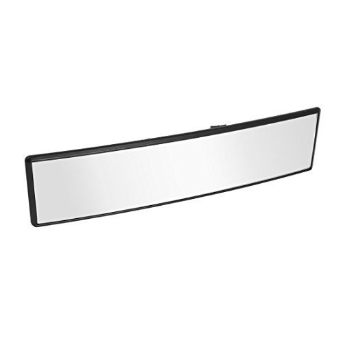 soccik universel rueck Miroir tournant à 360degrés Miroir intérieur panoramique rueck Aspirateur Miroir type Rétroviseur Installation facile Siège arrière miroir Blind Spot miroir