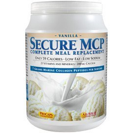 Secure MCP Complete Meal Replacement - Vanilla
