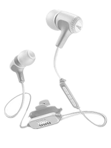 Amazon com: JBL E25BT Bluetooth in-Ear Headphones White: Electronics