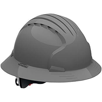 Pyramex HP54113 Ridgeline Full Brim 4 Pt Ratchet Suspension Hard Hat ... 615d57f9724