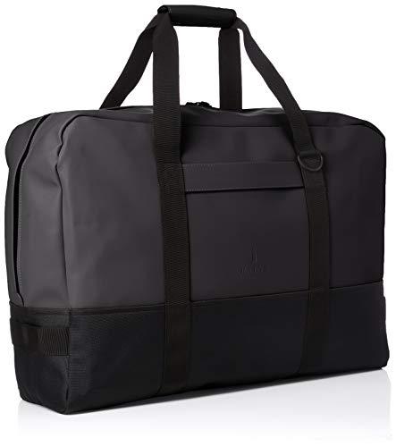 Bag bourse RAINS Black Luggage Noir H5wZfq