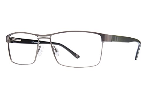 Randy Jackson RJ 1073 Mens Eyeglass Frames - - Eyeglass Frames Gray
