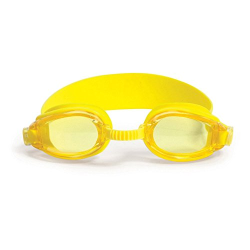 Poolmaster Yellow Advantage Junior Goggles