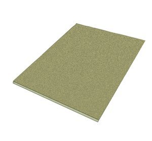 48''W x 24''D x 5/8'' Thick 530 lb Capacity RIVETWELL Industrial Grade Particle Board by HALLOWELL DIV LIST INDUSTRIES INC
