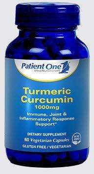Turmeric Curcumin 1000mg – 60 Capsules