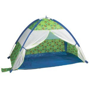 Toy / Game Pacific Play Tents Under The Sea Cabana W/ Zippered Mesh Front -  sc 1 st  Amazon.com & Amazon.com: Toy / Game Pacific Play Tents Under The Sea Cabana W ...