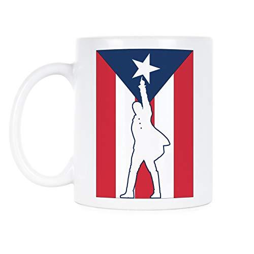 Hamilton Puerto Rico Mug Immigrants We Get The Job -