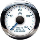 Isspro Gauges (R13088 Oil Pressure Gauge