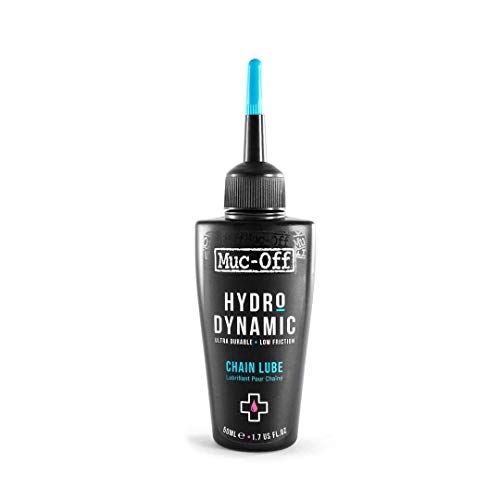 Muc Off Hydrodynamic Lube (Muc Off C3 Ceramic Dry Lube Review)