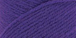 Red Heart Bulk Buy Classic Yarn (6-Pack) Purple - Classic Heart Yarn Knitting