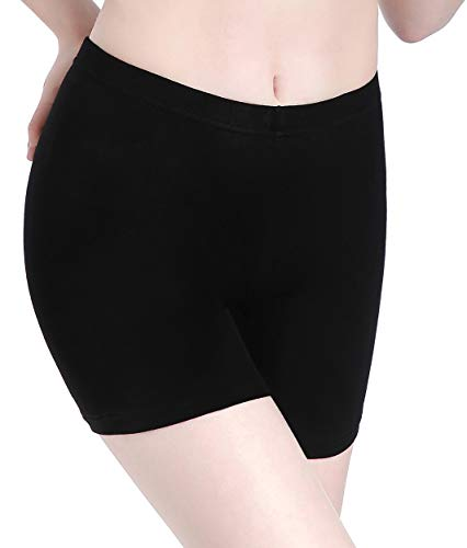 CnlanRow Anti Chafing Shorts for Women Slip Short Leggings for Under Dress Safety Pants