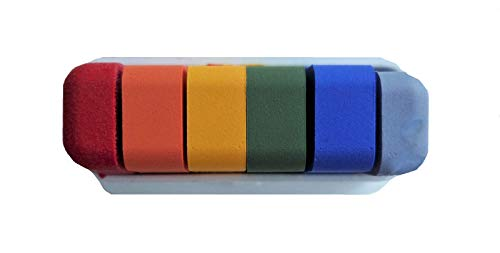 1000 Flags Limited Rainbow Flag Face Paint/Make-Up for Marches Parties Parades Festivals & Events (40) by 1000 Flags Limited (Image #1)