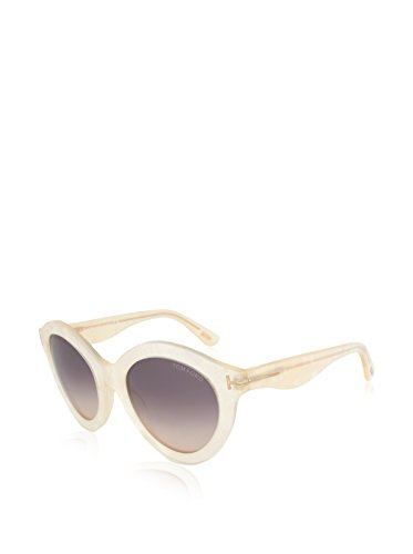 Tom Ford Women's TMF-SUNG-FT0359-21B-55 Designer Sunglasses, Mother of - Glasses Sung