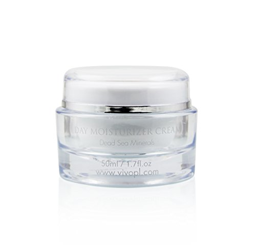 Vivo Per Lei Day Cream, Non-Greasy Moisturizer for Younger and Brighter Looking Skin, 50 ml / 1.7 Fl. Oz