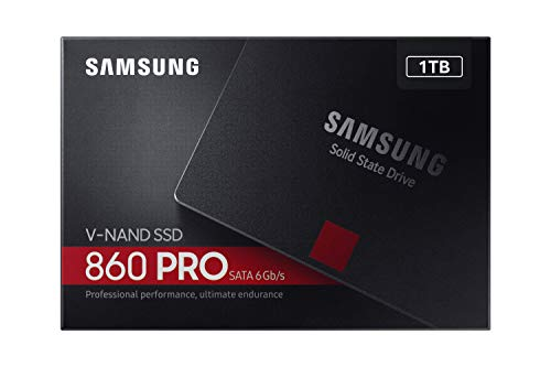 Samsung Memorie 860 Memoria SSD