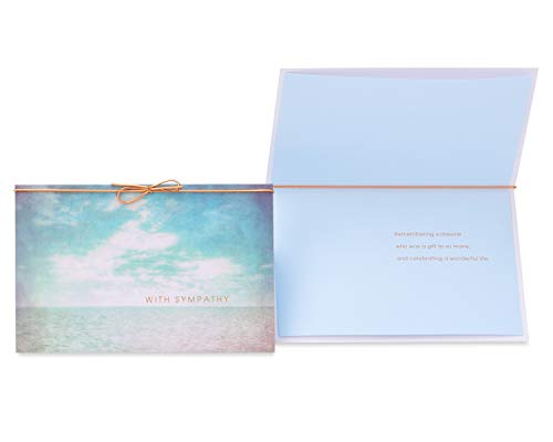 American Greetings Premium Sympathy Greeting Card Collection, 8-Count Photo #8