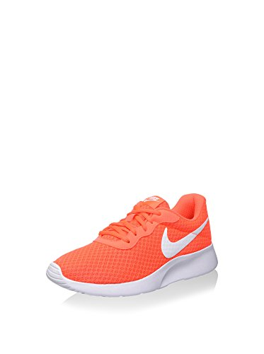 Nike Damen Tanjun Laufschuhe Multicolore (totaal Crimson / Wit)