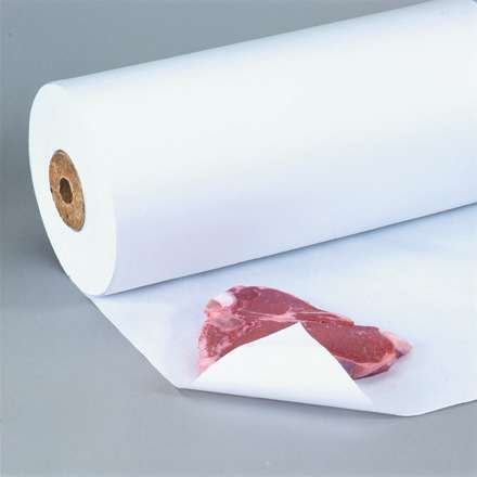 Aviditi FP4840 Freezer Bleached Paper Roll, 1100' Length x 48'' Width, White