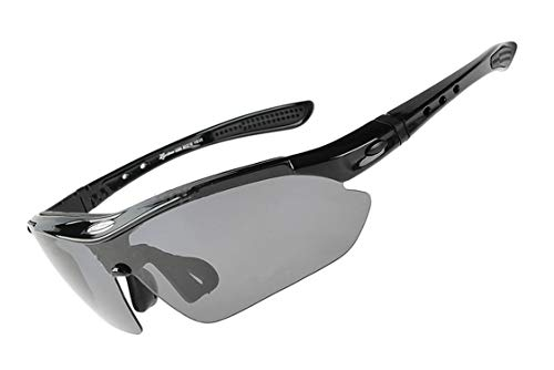 Photochromic Cycling Sunglasses Bike Glasses Eyewear UV400 Polarized MTB Road Bicycle Goggles Women Men Outdoor Sports,10003