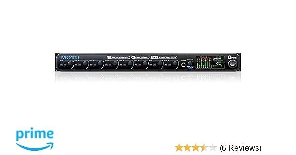 Amazon MOTU 8pre USB Musical Instruments