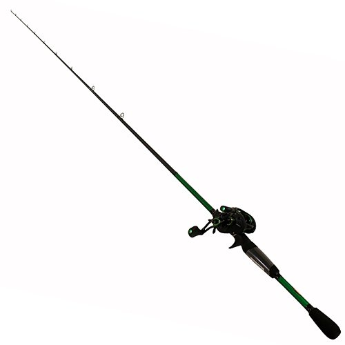 Lews Fishing Mach SLP Speed Spool IM6 combo MS1HL610MH Combos by Lews