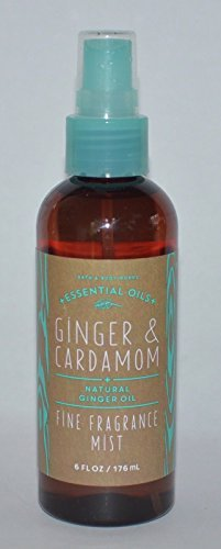 Bath and Body Works Fine Fragrance Mist Ginger and Cardamom 6 Ounce Bottle by Bath & Body Works