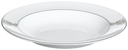 Vera Wang by Wedgwood Imperial Scroll 9-Inch Rim Soup ()
