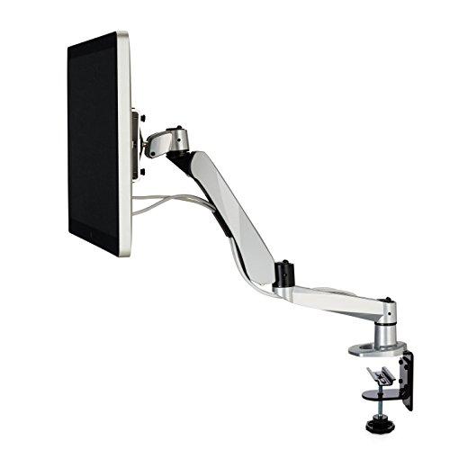 HumanCentric XT-Series Single Monitor Display Mounting Arm | Premium Monitor Stand & VESA Mount | New 2018 Model
