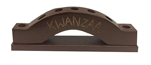 African Heritage Collection Kwanzaa Arc Candleholder - Made in (Arc Candle Holder)