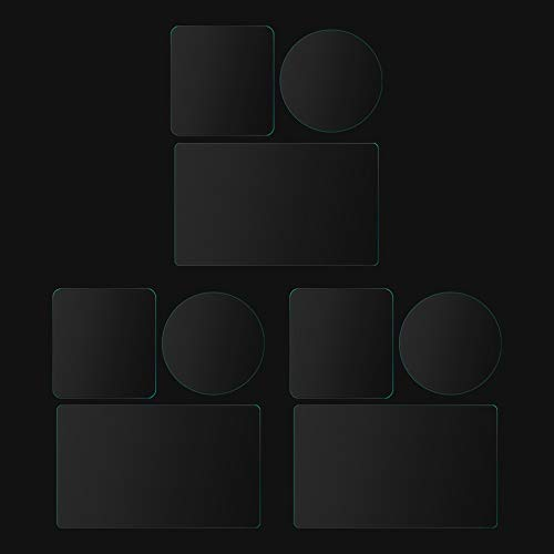 Protector de Pantalla de pel/ícula para dji Osmo Pocket Action Sport Lens Vidrio Templado Pel/ícula Protectora Accesorios de c/ámara Transparente