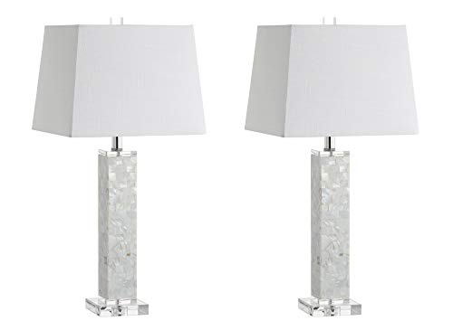 JONATHAN Y JYL1053A-SET2 Table Lamp, 13