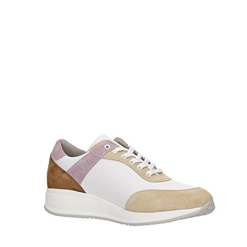 Trussardi Jeans 79S563 Sneakers Mujer White/Yellow