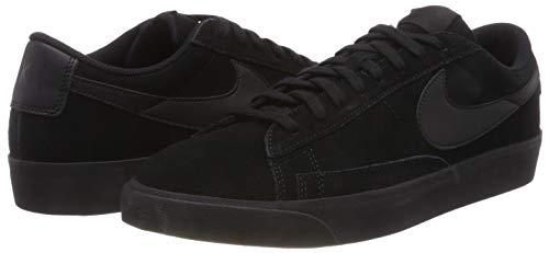 Low Fitness Nero 001 Le black black black Uomo Da Scarpe Nike Blazer 7RnW5B